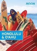 Moon Honolulu &; Oahu (8th ed)