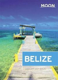 Moon Belize (Twelfth Edition)