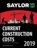 Saylor Current Construction Costs 2019