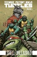 Teenage Mutant Ninja Turtles Volume 1 Shell Unleashed