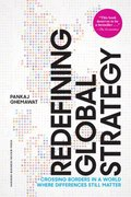 Redefining Global Strategy, with a New Preface