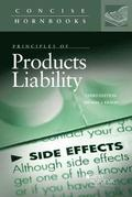 Principles of Products Liability