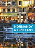 Moon Normandy &; Brittany (First Edition)