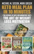 Keto Meal Plan in 10 Minutes + The Science of Anti-Inflammatory Diet + The Art of Weight Loss Motivation
