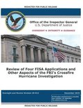 Office of the Inspector General Report