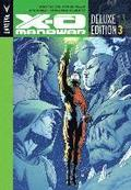 X-O Manowar Deluxe Edition Book 3