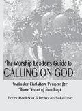 Calling on God Leader's Guide