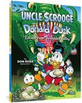 Walt Disney Uncle Scrooge and Donald Duck: 'escape from Forbidden Valley' (the Don Rosa Library Vol. 8)