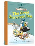 Disney Masters Vol. 4: Daan Jippes & Freddy Milton: Walt Disney's Donald Duck: The Great Survival Test