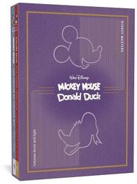 Disney Masters Collector's Box Set #4 (Walt Disney's Mickey Mouse & Donald Duck): Vols. 7 & 8 (the Disney Masters Collection)