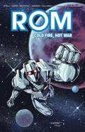 Rom Cold Fire, Hot War