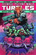 Teenage Mutant Ninja Turtles Volume 21