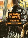 Planet of the Apes Archive Vol. 4