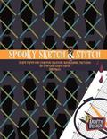 Spooky Sketch and Stitch: Graph Paper for Charting Haunting Needlework Patterns 60 X 90 Grid Graph Paper, 100 Pages