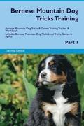 Bernese Mountain Dog Tricks Training Bernese Mountain Dog Tricks & Games Training Tracker & Workbook. Includes: Bernese Mountain Dog Multi-Level Trick