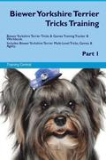 Biewer Yorkshire Terrier Tricks Training Biewer Yorkshire Terrier Tricks & Games Training Tracker & Workbook. Includes: Biewer Yorkshire Terrier Multi