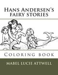 Fairy stories: Coloring book