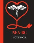NEA-BC Notebook: Nurse Executive Advanced-Board Certified Notebook Gift - 120 Pages Ruled With Personalized Cover