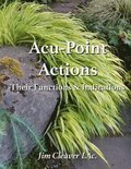 Acu-Point Actions: Their Functions and Indications