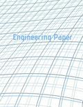 Engineering Paper: Quad Rule graph paper,8.5 x 11 (5x5 graph paper) 100 pages