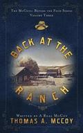 Back at the Ranch: The McCoys Before the Feud Series Vol. 3