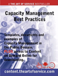 Capacity Management Best Practices - Templates, Documents and Examples of Capacity Management in the Public Domain Plus Access to Content.Theartofserv