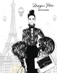 Chic: A Fashion Odyssey - Megan Hess Boxed Notecard Set