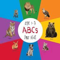ABC Animals for Kids age 1-3 (Engage Early Readers