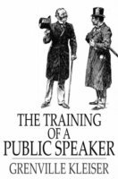Training of a Public Speaker