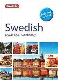 Berlitz Phrase Book &; Dictionary Swedish (Bilingual dictionary)