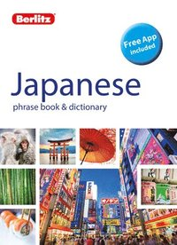 Berlitz Phrase Book &; Dictionary Japanese (Bilingual dictionary)