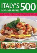 Italy's 500 Best-ever Recipes