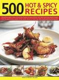 500 Hot &; Spicy Recipes