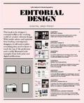 Editorial Design: Digital &; Print