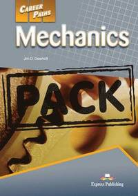 Career Paths - Mechanics: Student's Pack 1 (International)