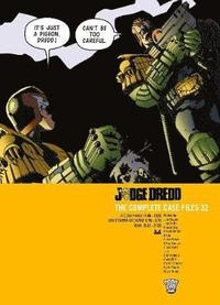 Judge Dredd Case Files 32