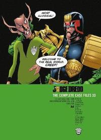 Judge Dredd Case Files 33