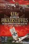 History of the German KEK and Fokkerstaffels