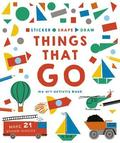 Sticker, Shape, Draw: Things That Go