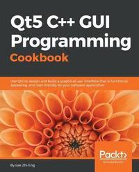 Qt5 Python GUI Programming Cookbook - B M Harwani - Häftad