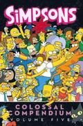 Simpsons Comics - Colossal Compendium 5: Volume five