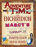 Adventure Time - The Enchiridion &; Marcy's Super Secret Scrapbook