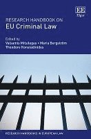 Research Handbook on EU Criminal Law