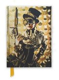 Steampunk Lady (Foiled Journal)