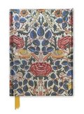 Rose by William Morris Foiled Journal