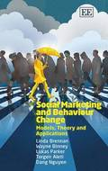Social Marketing and Behaviour Change
