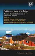 Settlements at the Edge