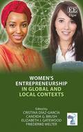 Women's Entrepreneurship in Global and Local Contexts