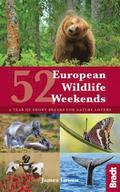 52 European Wildlife Weekends