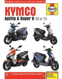 Kymco Agility &; Super 8 Scooters (05 - 15)